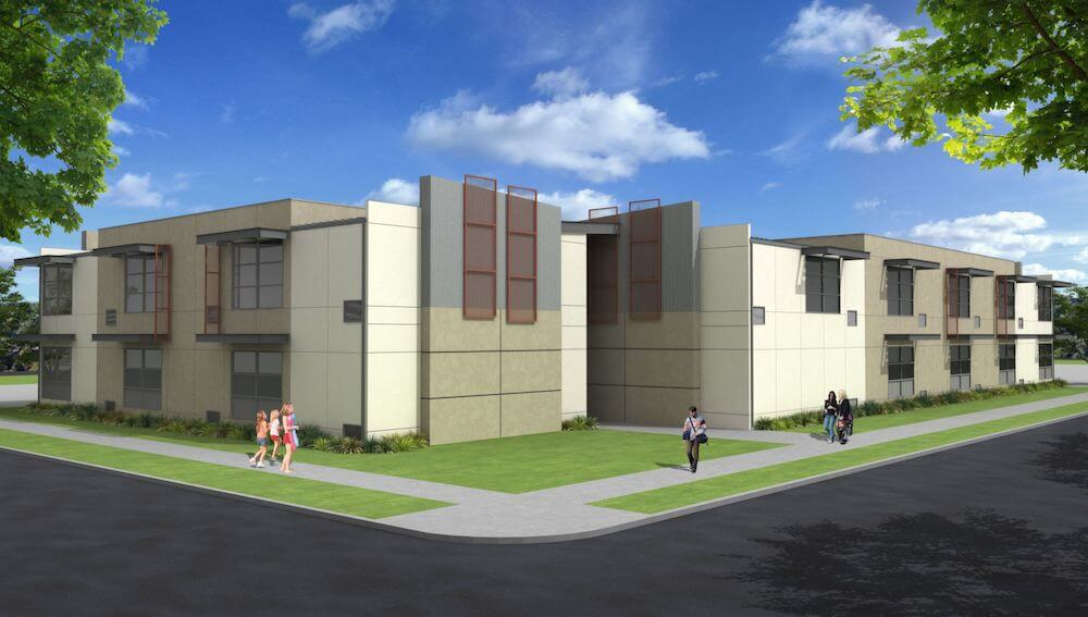 American Modular Systems Receives DSA Pre-Check Approval for New GEN7 Two-Story Prefab School Building