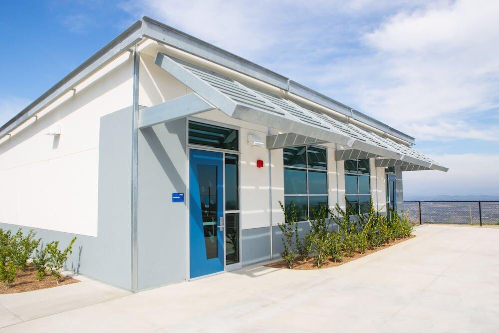AMS GEN7 new school building