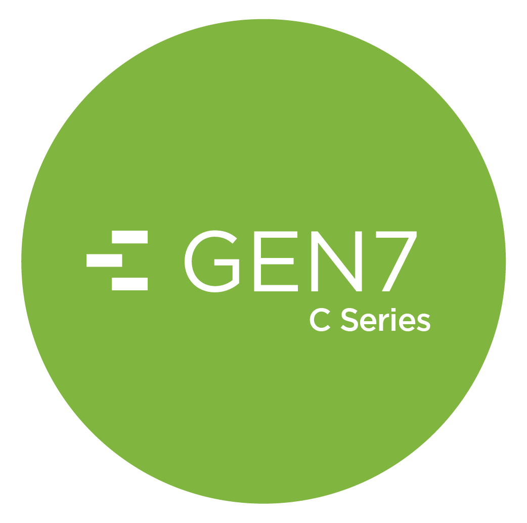 gen 7 c series logo